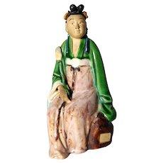 Chinese Mudman HO Sien Ku, a Chinese Immortal.