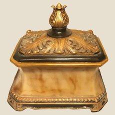 Lovely Trinket Box or Jewelry Box or Dresser Box
