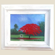 """Florida Highwaymen """"Second Generation Movement"""" - R. A,. McLendon Jr. -""""Perfect Day For A Stroll"""""""
