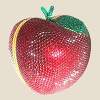 The Ultimate Valentine's Day Gift!  Kathrine Baumann Swarovski Apple Minaudiere