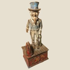 Uncle Sam Mechanical Bank, Vintage or Older