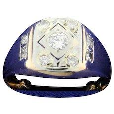 1/2ct TW Diamond Ring 14k Yellow Gold