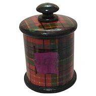 Tartan Ware Tape Measure, 'Caledonia'