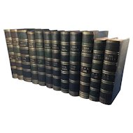 13 Volumes of The Month, a British Magazine and Review
