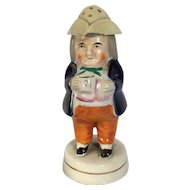 1840 English Toby Pepper Pot