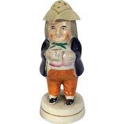 1840 English Toby Pepper Pot