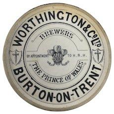 English 1875 Minton 'Coaster'