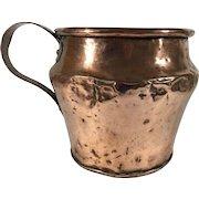 English Copper Measure    Late 19th C.