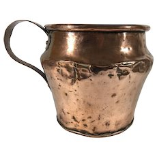 English Copper Measure    Late 19th C.