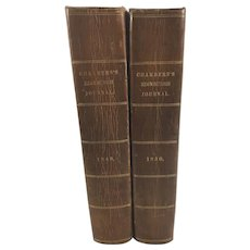 Chamber's Edinburgh Journal, Volumes 1849 and 1850
