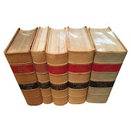 Law Books: English Public General Statutes