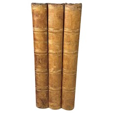 Transformation: or the Romance of Monte Beni, Nathaniel Hawthorne, 3/4 leather bound, London, 1860