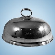 Elkington  English Silver Plate Food Dome