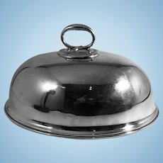 Elkington  English Silver Plate Food Dome