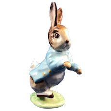 Beatrix Potter's Peter Rabbit Figurine