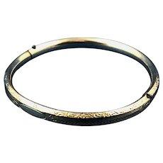 Gold-Filled English Bracelet