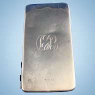C. 1916 English Hallmarked 'Magic' Wallet