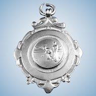 English Sterling Silver Charm