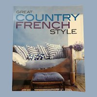 Great Country French Style Book