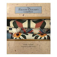 The Country Quilter's Companion by Linda Seward