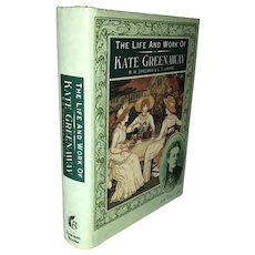 The Life and Work of Kate Greenaway, Hardback Edition, 1986.