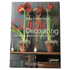 Mary Emmerling's Quick Decorating Book