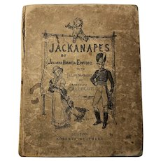 Jacknapes by Juliana Horatia Ewing