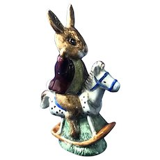 "Royal  Dalton Figurine BunnyKins ""Tally Ho"""