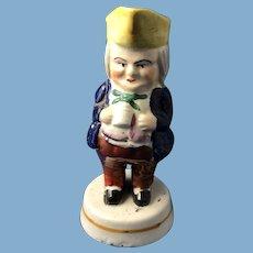 English Toby Transfer Ware Figurine C.1820