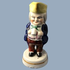 English Toby Transfer Ware Figurine C.1820