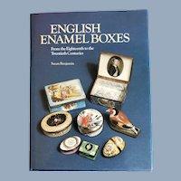English Enamel Boxes