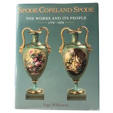 Spode-Copeland-Spode The Works and Its People