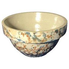 Sponge Ware Bowl. C.1890