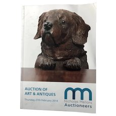Auction of Art & Antiques, Nicholas Mellors Auctioneers, Newark, UK