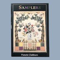 Samplers by Pamela Clabburn, 2002