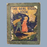 The Real Story Book by Wallace C. Wadworth