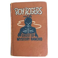 Roy Rogers and the Ghost of Mystery Rancho, Walker A. Tompkins, 1950