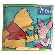 16-Month 1999 Pooh Calendar