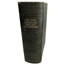 The New Gresham Dictionary of the English Language