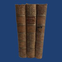 The Works of Shakespeare, Three Volumes, 1843