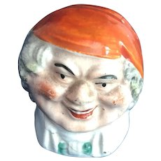 Staffordshire Mr. Pickwick Figurine Coin Bank