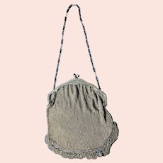 Vintage English Mesh Afternoon Purse