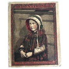 The Children's Friend, 1867