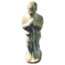 Ceramic Figurine Daniel Boone