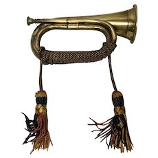 English Brass Bugle