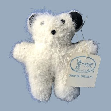 Vermont Shearling Bear