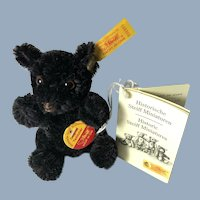 Miniature Steiff Zotty Teddy Bear
