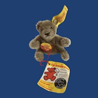 Stiff Jointed Steiff Teddy Bear