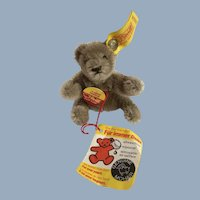 Stiff Jointed Steiff Teddy Bear