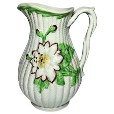 Vintage English Moulded Jug